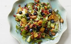 Courgetti with minted cashewpesto - Telegraph
