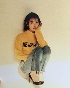 if i got to know you better Iu Fashion, Korean Fashion, Fashion Models, Ulzzang Fashion, Kpop Girl Groups, Kpop Girls, Korean Beauty, Asian Beauty, Korean Girl