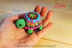 Crab amigurumi Tutorial in italian Amigurumi Tutorial, Crochet Amigurumi, Crochet Art, Crochet Animals, Crochet Crafts, Crochet Dolls, Crochet Projects, Eric Johnson, Crochet Keychain