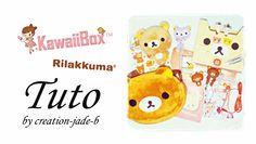 "Kawaii Box - Spéciale ""Rilakkuma Wonderland "" ! Rilakkuma, Wonderland, Teddy Bear, Kawaii, Toys, Animals, Activity Toys, Animales, Kawaii Cute"