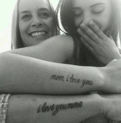I want to do this with my mom ♥ I love it ♥