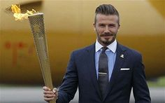 David Beckham - How To Create His Image.what can we learn from him. YUMMMMMMM