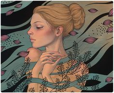 . audrey kawasaki .: . Scope Basel Mini Solo .