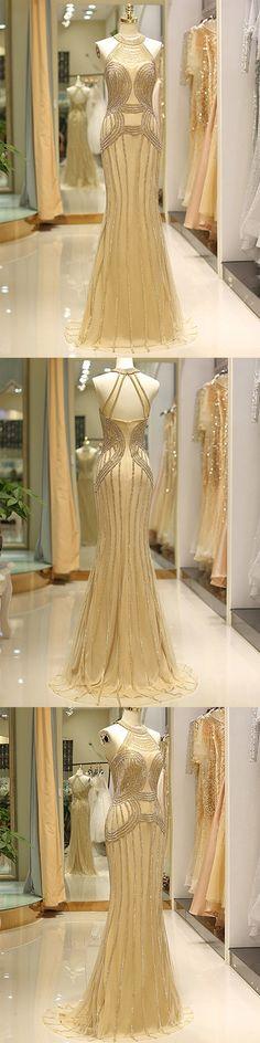Elegant Tulle Prom/E