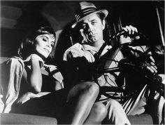Robert Mitchum in Cape Fear