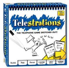 Telestrations Game: Amazon.de: Spielzeug