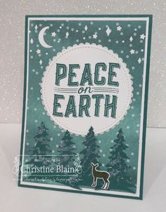 THE HEART OF CHRISTMAS #9: STAMPIN' UP! CAROLS OF CHRISTMAS