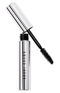 Bobbi Brown 'No Smudge' Mascara. A long-wearing, waterproof mascara defines, curls and lengthens lashes without smudging, clumping or flaking (and now comes in a cool chrome tube).