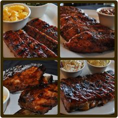 RIBS in the Smokehouse at Route 46. Open Daily 11am-9pm. #Route46 #PerfectingThePast #Smokehouse #BBQ #Sanford #CentralFloridaDining