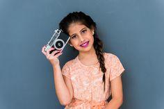 modelo: Giovana Felix (10 anos) 18/07/2015