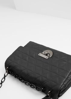 dc6e647150cc Quilted cross-body bag Leather Handbags