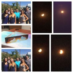 Team Home Loans got to step away and check out the #solareclipse2017 !! #loans #mortgage #teamhomeloans #sandiego #fundit
