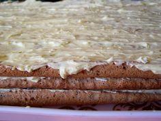 Prajitura Krantz - CAIETUL CU RETETE Vanilla Cake, Desserts, Food, Tailgate Desserts, Deserts, Essen, Postres, Meals, Dessert