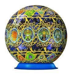 Zodiac 270 Piece Puzzle Ball