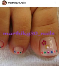 Nail Arts, Toe Nails, Veronica, Cl, Hair And Nails, Ladybug, Nail Designs, Makeup, Ideas