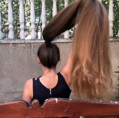 Beauty Discover 14 Cutest Side Ponytail Ideas for 2019 That You Need to See! - Style My Hairs Long Hair Ponytail Long Wavy Hair High Ponytails Very Long Hair Long Hair Cuts Ponytail Hairstyles Cool Hairstyles Beautiful Long Hair Gorgeous Hair Black Hairstyles With Weave, Twist Hairstyles, Ponytail Hairstyles, Cool Hairstyles, Long Brown Hair, Long Wavy Hair, Kinky Straight Hair, Beautiful Long Hair, Gorgeous Hair