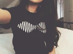 artic monkeys shirt