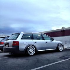 Allroad on Rotiforms.