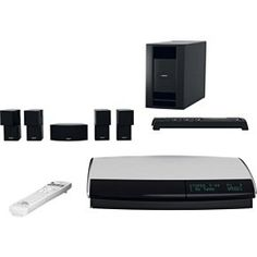 Bose (43478) LIFESTYLE 48 Home   Entertainment System - Series IV - (Black).    List Price:$3,999.00  Buy New:$3,650.00  You Save:9%  Deal by: TvandVideoShop.com