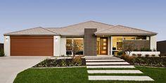 Affordable Living Home Designs: The Santa Fe. Visit www.localbuilders.com.au/home_builders_western_australia.htm to find your ideal home design in Western Australia