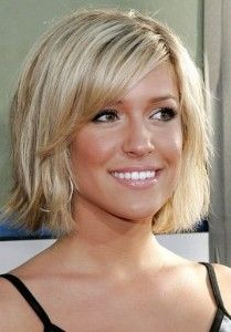 This is short! I like it on her, but not sure I could make it work for me. Your thoughts??