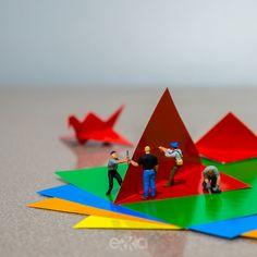 https://flic.kr/p/tjPHkS | Origami