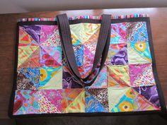 patsy johnson quilts: TOTE BAG PATTERN