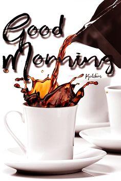 Good morning 🌞 to you☕☕🍰🍰 Cute Good Morning Gif, Good Morning Cartoon, Good Morning Coffee Images, Good Morning Animation, Good Morning Beautiful Images, Good Morning Flowers, Good Morning Friends, Good Morning Wishes, Good Morning Quotes