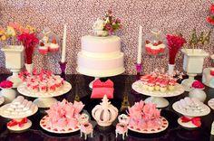 Chá de lingerie Rosa, Pink Party