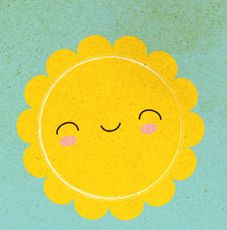 here comes the sun ♥