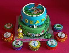 Party Themes, Birthday Cake, Tv, Desserts, Food, Tailgate Desserts, Deserts, Birthday Cakes, Television Set