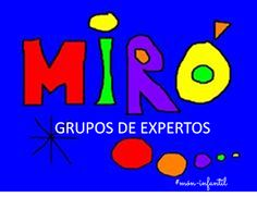 * MÓN INFANTIL* y ciclo inicial: PROYECTO JOAN MIRÓ: compartimos nuestra… Art Lessons For Kids, Art For Kids, Spanish Art, Joan Miro, Summer School, Art Plastique, Famous Artists, Preschool Activities, Art School
