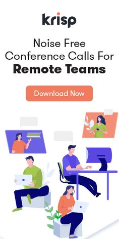 Krisp makes remote communication more productive. Krisp mutes incoming and outgoing noise from every participant during online meetings. Make Money Blogging, How To Make Money, Background Noise, Online Entrepreneur, Noise Cancelling, Free Blog, Blogging For Beginners, How To Be Outgoing, How To Start A Blog