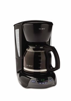 Our dropship cost is extremely competitive on this Mr. Coffee VBX23 12-Cup Programmable Coffee Maker, Black Distributor, giving you more room in your markup.
