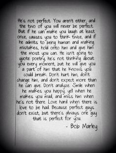 Love Bob Marley quotes <3