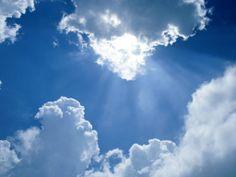 Darmowe obrazki na pulpit - Niebo: http://wallpapic.pl/przyroda/niebo-ksiezyc-i-slonce/wallpaper-28585