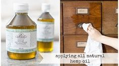 how to apply all natural hemp oil | miss mustard seed