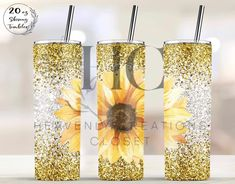Tasse Thermos, Frosted Mason Jars, Metal Straws, Tumbler With Straw, Pink Leopard, Wine Tumblers, Pillar Candles, Wraps, Glitter