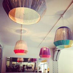 Nanashi Restaurant in Paris / @griottes