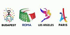 Las Ciudades Candidatas Ya Tienen Logo | Agencia De Publicidad #bewimit #wimit http://www.wimit.com/las-ciudades-candidatas-ya-tienen-logo/