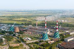 Челябинская ТЭЦ-2. Установленная электрическая мощность — 320 МВт, тепловая — 1111,8 Гкал/ч. Все ТЭЦ Челябинска входят в состав ОАО «Фортум» (ранее — ТГК-10).