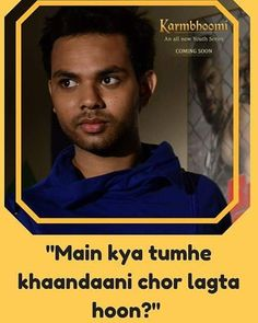 What do you think?  Comment below & let us know!  #MeetKabir #KabirTyagi #SportsPresident #Romantic #Cricketer #Sporty #Rebel #Aggressive #Political #Charged #TeamLeader #Authority #TrueLeader #Leadership #Lead #Karmbhoomi #KBU #YouthSeries #NewTvSeries #YouthLeaders #TVShow #2016Shows #ComingSoon #YouthTvShow #CollegeLife #Friendship  #DramaSeries #IssueBasedSeries #KBULeaders