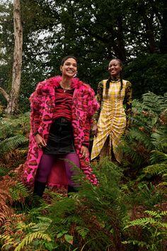 Fashion Art, Retro Fashion, Fashion Beauty, Fashion Show, Autumn Fashion, Fashion Outfits, Womens Fashion, Fashion Trends, Retro Mode