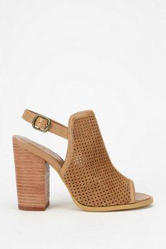 Kelsi Dagger Goya Peep-Toe Slingback Heel #urbanoutfitters