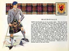 macdonald scotland | Two links for further reading or thoughts are the original document ...
