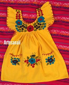 2e5eb80cd 32 Best Mexican Baby Dress images | Mexican babies, Mexican dresses ...