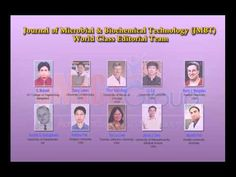 The Microbial & Biochemical Technology is an international, peer-reviewed journal publishing an overview of microbial technology and their applications to advance diagnostic methods and cures for dangerous diseases and biology-based solutions to our energy and environmental problems.