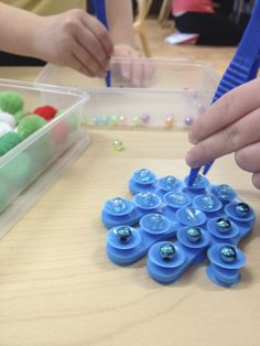 Great fine motor activities!