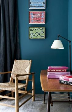 Une déco qui respire la tranquilité dans la chambre - Sarah Lavoine : sa nouvelle maison de campagne - CôtéMaison.fr