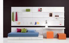 Modern Kids Room Layout Ideas